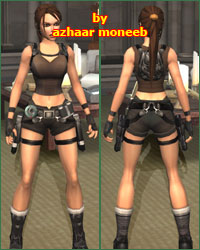 Tomb Raider Hub Tomb Raider 7 Legend Modding Shorts Outfits
