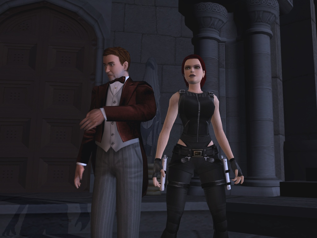 Tomb Raider Anniversary Modding, Costumes & Texturing - Discussion