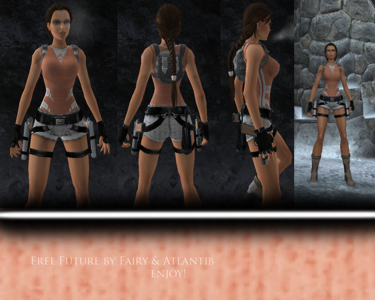 Tomb raider anniversary mod hentay photo